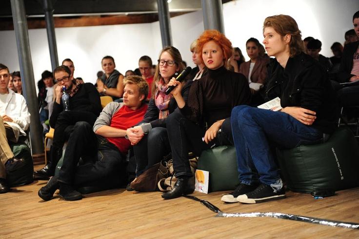 AF Open University Ela Szawarska #fashion #szawarska #art #festival #starybrowar #poznan