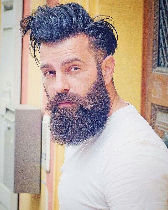 pin von paolo c auf barbe beards pinterest b rte frisur und bart und durchblick. Black Bedroom Furniture Sets. Home Design Ideas
