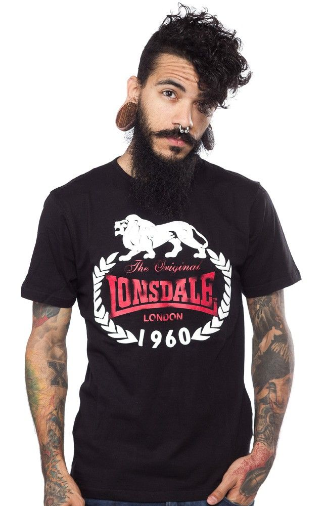 lonsdale original 1960 t shirt this lonsdale original 1960. Black Bedroom Furniture Sets. Home Design Ideas