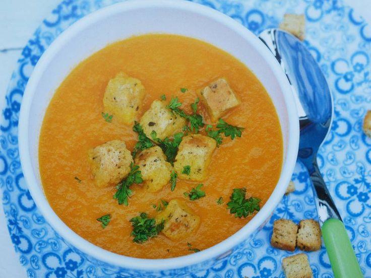 Oranje Feestsoep recept | Smulweb.nl