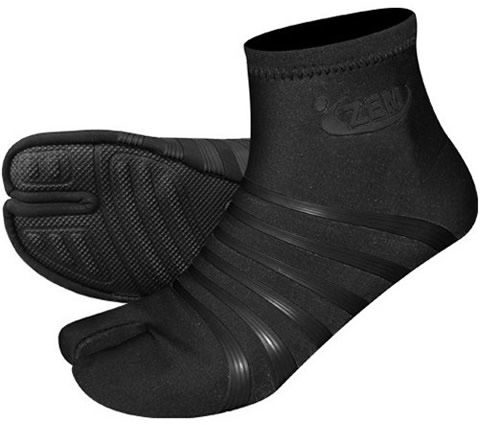 Ninja shoes. Martial arts gear