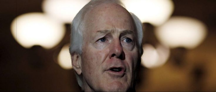 COLORADO SPRINGS, Co.--Senate Majority Whip John Cornyn of Texas feels an incredible sense urgency to move forward with repealing and replacing Obamacare.    Senate leadership released their version o