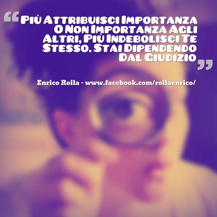 """A proposito del #giudizio e del #giudicare:Quando conosco qualcuno, io penso sempre che si tratti di una persona perbene e continuo a pensarlo finché non ho la prova contraria. Se ho la prova contraria, poi, non dico che quella persona è cattiva. Dico: è stata cattiva con me."""" (Golda Meir)"""