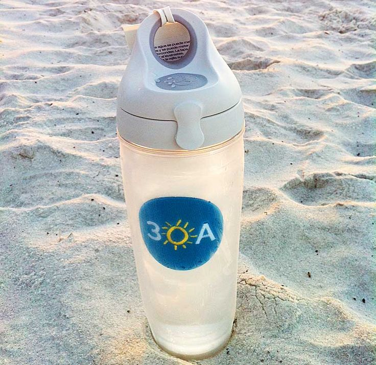 Our 30A Tervis Tumblers have been such a huge hit that we just added new 30A Tervis Clear Water Bottles to our line-up too!