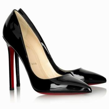 louboutins: Red Bottoms, Patent Leather, Pigal 120, High Heels, Black Pumps, Christian Louboutin, Louboutin Pigal, Christianlouboutin, Louboutin Pumps