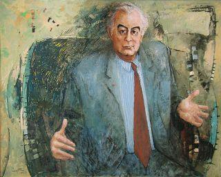 Gough Whitlam by Clifton Pugh