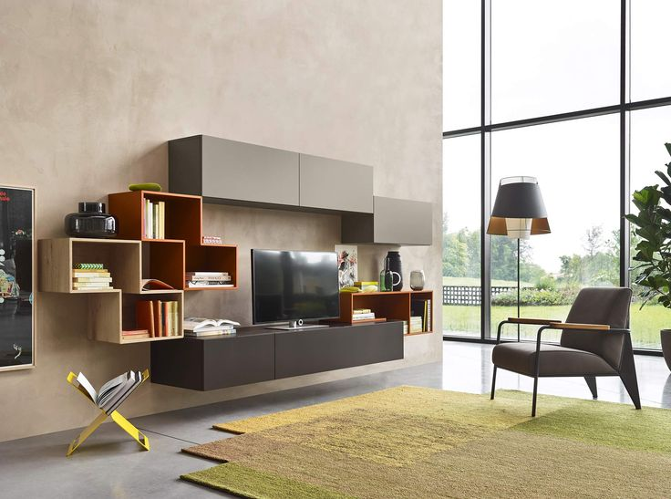 13 best mobilier images on Pinterest Italy, Heel boot and Heels - wohnzimmer vitrine modern