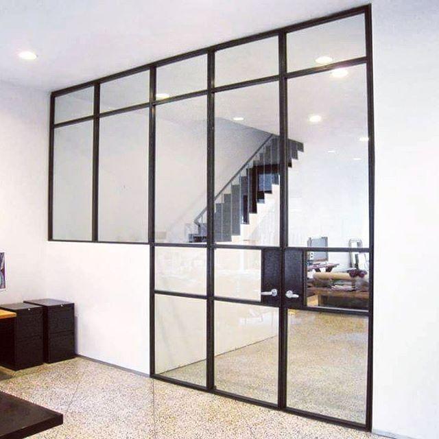 48 best Verrière d\'intérieur images on Pinterest | Glass walls ...