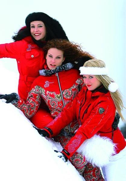 Продажа лыжных костюмов в москве