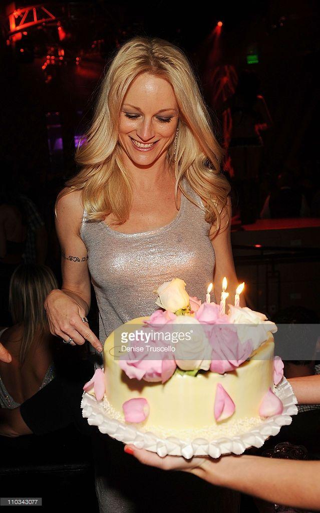Teri Polo celebrates her birthday at Prive Las Vegas on June 20, 2009 in Las Vegas, Nevada.