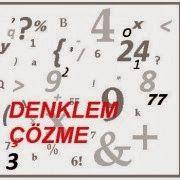 Matematik Denklem Çözme/Kurma Konu Anlatımı - Dgs Denklem Çözme/Kurma  #dgs #dgskonuanlatimi #dgsmatematik #matematikkonuanlatımı #videoluders #dgshakkinda #dgsnotlarim  #denklemkurma