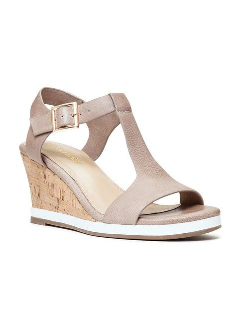 Queenie Wedge Heel