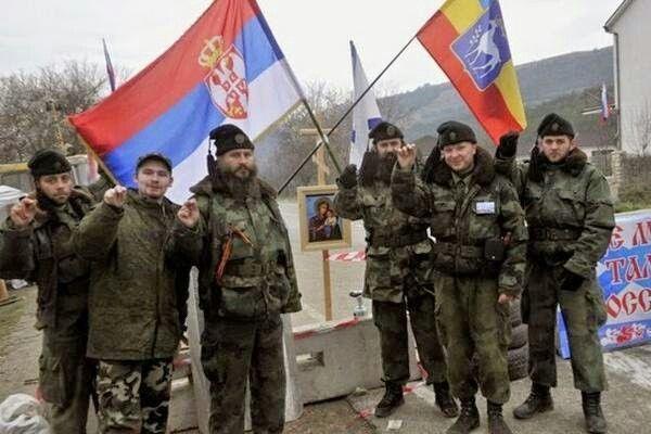 ΘΕΤΙΚΗ ΕΝΕΡΓΕΙΑ: ΕΚΤΑΚΤΟ! Σερβικό αντάρτικο για να σωθεί το Κοσσυφο...