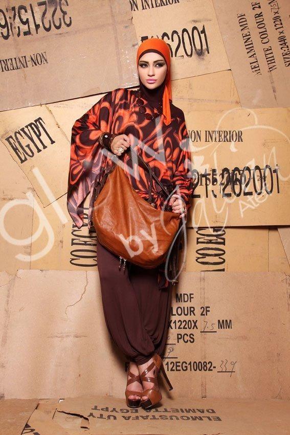 jailat atef hija Jailan Atef hijab see collection http://www.justtrendygirls.com/jailat-atef-hijab-collection/b