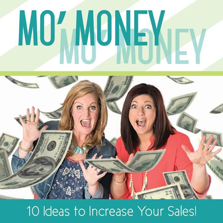 Want more money? (Duh. Who doesn't?)  Want fresh ideas on traditional sales strategies that work? (Duuuuuuuh! Of course you do.)  In this video training, discover ways to get your hostesses to help you sell more, utilize Facebook to increase your personal sales, and increase your average customer order at your parties.  ON SALE TOMORROW! MONDAY, OCTOBER 3: 10AM/ET 9AM/CT 8AM/MT  7AM/PT Wahoooooooooooo!!! Get ready to make, MO' MONEYYYYYY!