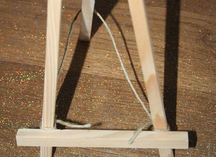 Fabriquer un chevalet en bois bricolage pinterest - Fabriquer un chevalet pour couper le bois ...