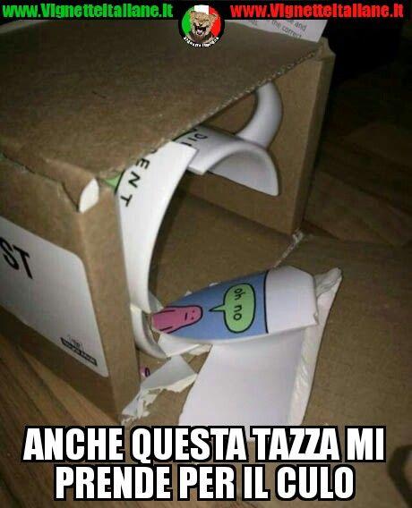 http://www.vignetteitaliane.it #vignette #immagini #divertenti #italiano #lol #funny #pictures #italian #gift #amazon #regalo #spedizione #tazza #mug