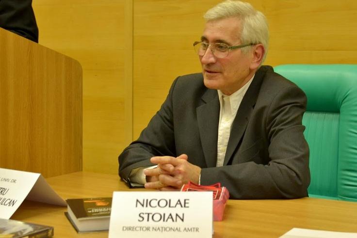 Nicolaie Stoian