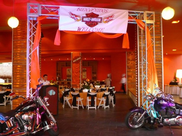 harley davidson baby shower decorations google search