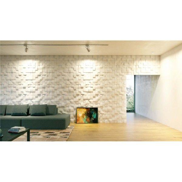 ArtPanel QUADRAT - Panel gipsowy 3D  >> http://lemonroom.pl/panele-3d-artpanel/476-artpanel-quadrat-panel-gipsowy-3d-.html