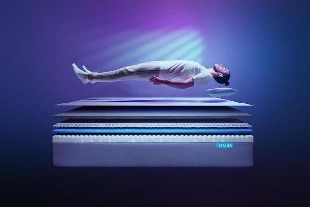 Dormir en el avión será más fácil con  Simba Air-Hybrid