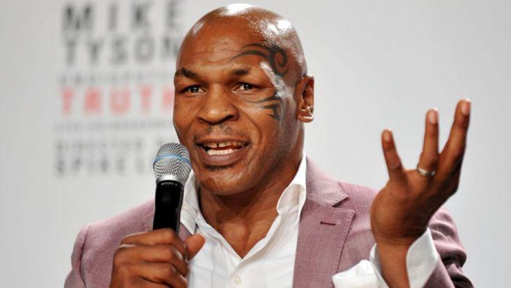 Mike Tyson e um momento de fúria no Brasil