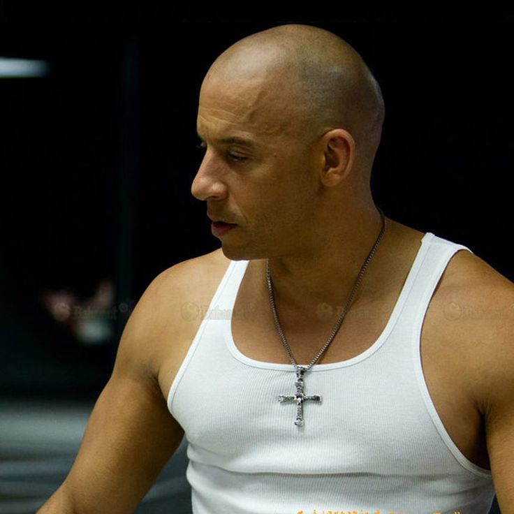 OK-STORE Fast and Furious Dominic Toretto's Cross Pendant Necklace Vin Diesel Silver,jewelry 925 Sterling Silver Cross Necklace Pendant(silver). Fast and Furious Dominic Toretto's Cross Pendant Necklace Vin Diesel Free With Chain. Chain Material: Titanium Steel. Pendant Material:925 Sterling Silver. Theme:Fast and Furious. It is absolutely exquisite and unique for the custom fitting names on the Pendant.
