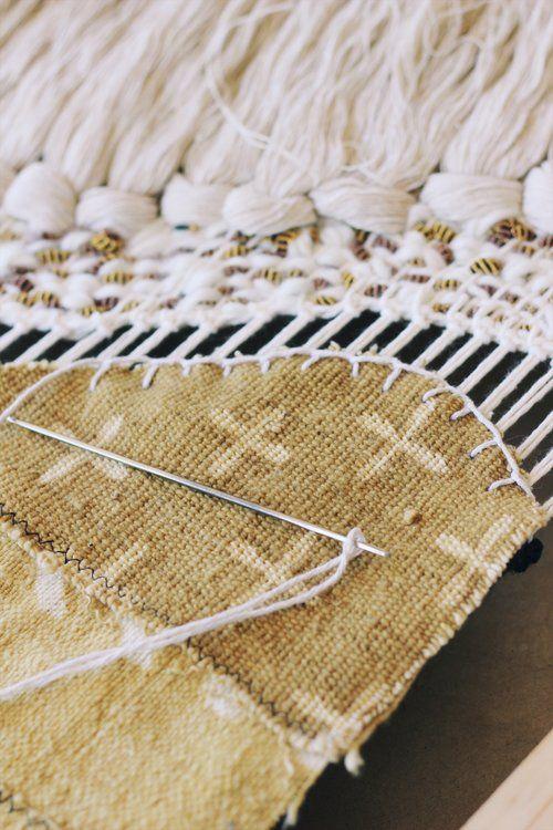 hello hydrangea add fabric weaving tutorial 6.jpeg