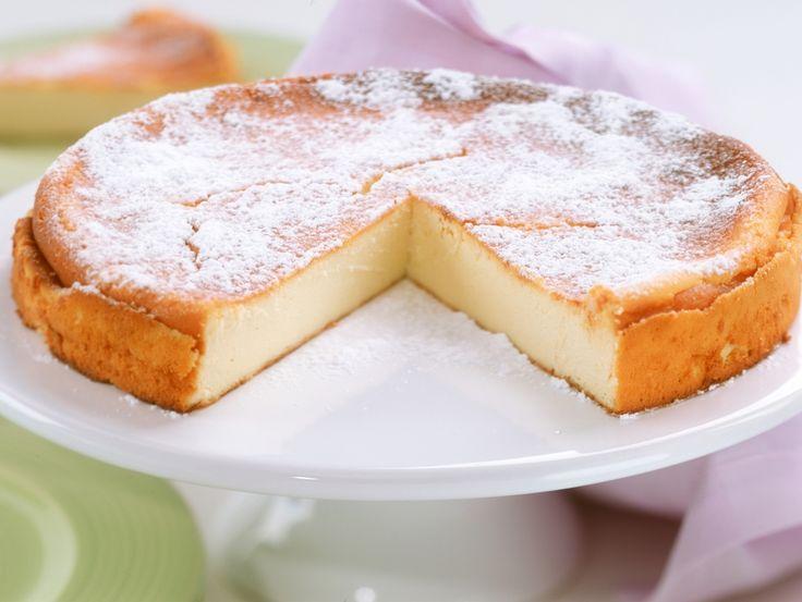 Ein superschnelles Käsekuchenrezept: Blitz-Käsekuchen | http://eatsmarter.de/rezepte/blitz-kaesekuchen