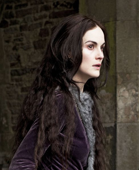 Michelle Dockery  as Lady Percy The Hallow Crown
