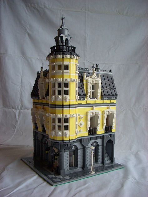 609 Best Lego Images On Pinterest Lego Building Lego Modular