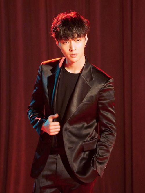 Lay - 160803 Exoplanet #3 - The EXO'rDium poster shoot Credit: Official EXO Vyrl.
