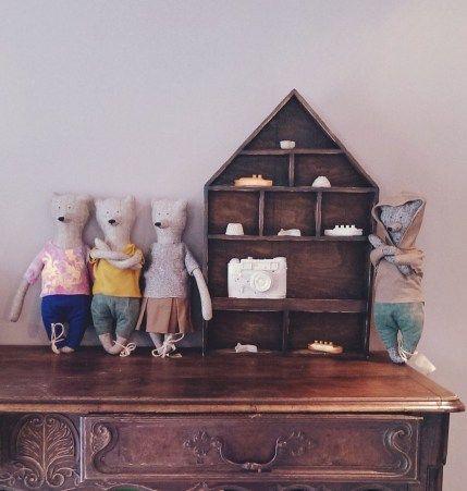 Мечты взрослых и детей игрушки Philomena Kloss (15)