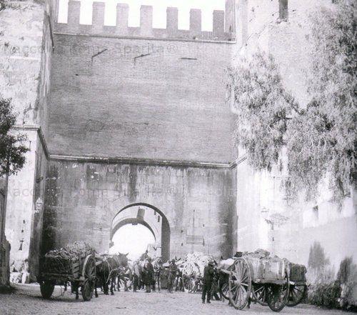 Porta San Sebastiano1890