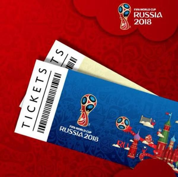 Welcome to the 2018 FIFA World Cup in Russia! We can both book tickets and even ...