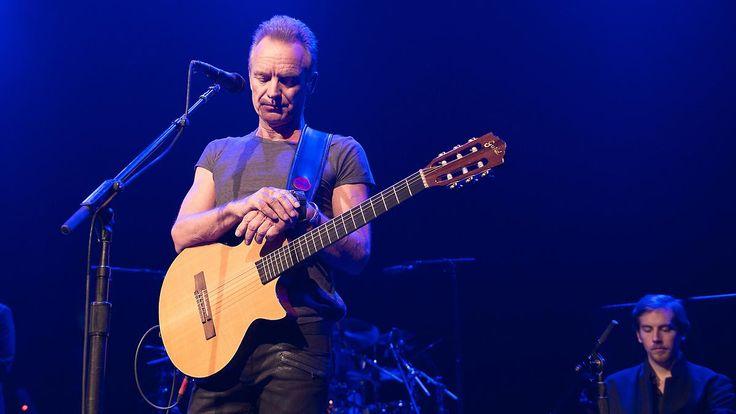 Schweigeminute im Bataclan: Sting-Konzert läutet Gedenkfeiern zum Jahrestag der Anschläge in Paris ein