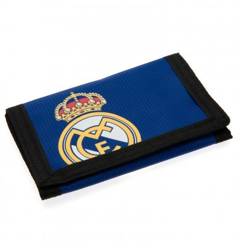 real madrid wallet blue Real Madrid Official Merchandise Available at www.itsmatchday.com