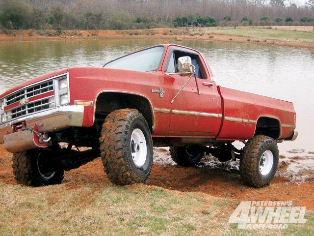 avis sur TFX outback 99771c49570d07392e1d4888e6c041f1--x-trucks-chevy-trucks