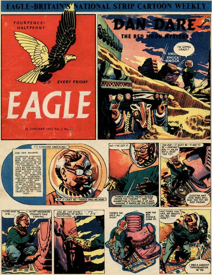 17 Best Images About Eagle Comics On Pinterest