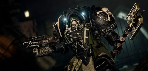 Space Hulk: Deathwing's new class revives dead Marines