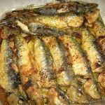 Receita de Sardinhas à Tanoeiro » Receitas Já, rapidas, faceis e simples Culinária para todos!!!