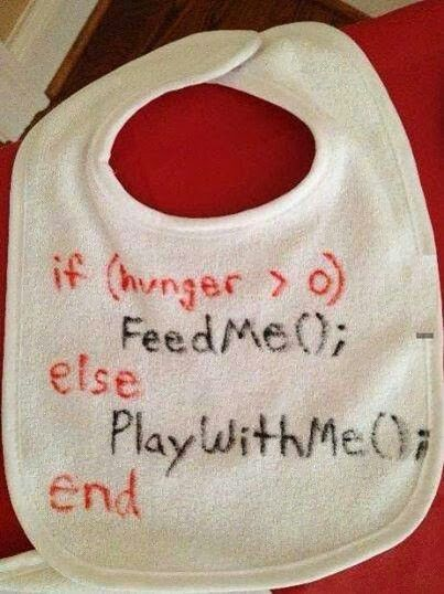 How code a baby.