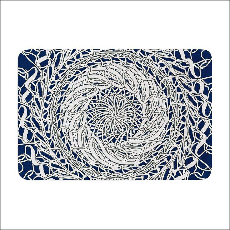 Best Bath Rugs Ideas On Pinterest Bath Rugs Mats Homemade - Navy white bath rug for bathroom decorating ideas