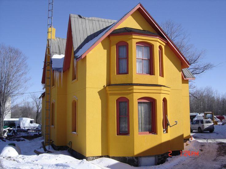 Residential Stucco - EIFS Installation (16)
