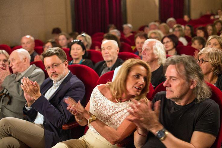 Miłosz Festival 2016, Premiera filmu dokumentalnego o Wisławie Szymborskiej Fot. Tomasz Wiech