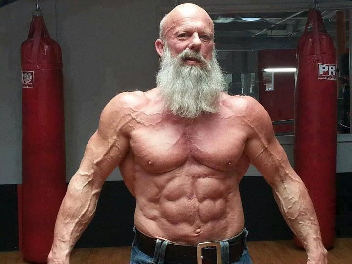 70 year old man with 6 pack - Google Search | Older men ...
