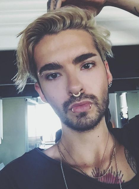 Instagram Bill Kaulitz : #vendrediselfie