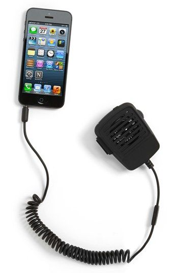 DCI 'Walkie Talkie' Smartphone Microphone & Speaker available at #Nordstrom