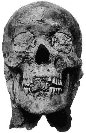 Momie d'Amenhotep III