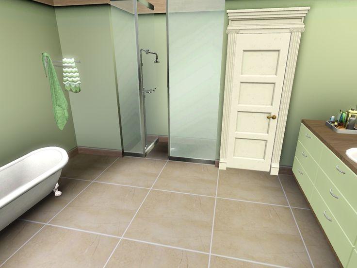 Model home master bathroom my sims creations pinterest - Model Home Master Bathroom My Sims Creations Pinterest